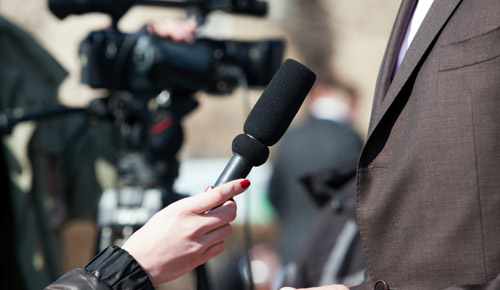 media training services
