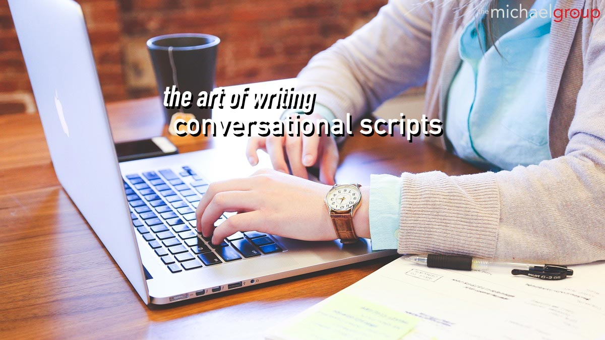 conversational scriptwriting